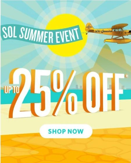 Sol Summer Event!  up to 25% off all products listed below.  Follow me in the @LIKEtoKNOW.it shopping app to shop this post and get my exclusive app-only-content!  #liketkit #summersale #soldejaneiro #bumbumcream #hairproducts #handsanitizer #bodycream #cococabana #lipbutter #bodyoil @shop.ltk