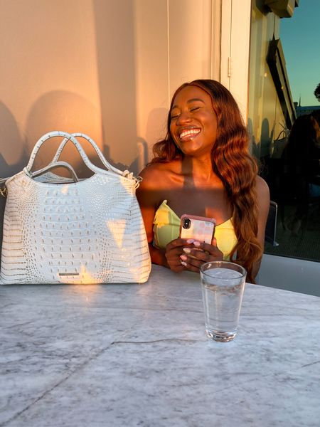 Thriving ✨yellow corset top Charleston http://liketk.it/3gQyM #liketkit @liketoknow.it #LTKunder50