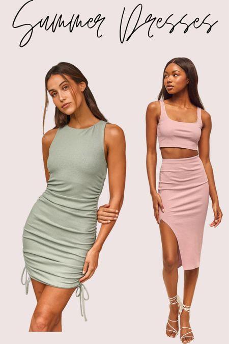 Best summer dresses from lulus   #LTKSeasonal #LTKstyletip #LTKunder100