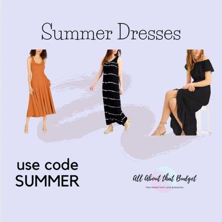 Summer dresses  on sale! Code summer at checkout! http://liketk.it/3fAeu #liketkit @liketoknow.it #LTKunder50 #LTKsalealert