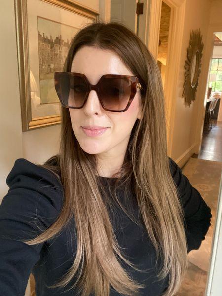 My new favorite sunglasses #fendi #sunglasses
