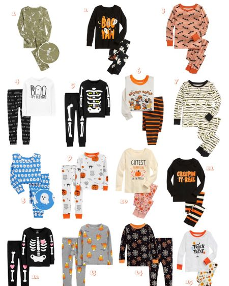 September is approaching October, fall is finally here, and that means we are that much closer to spooky season! I've rounded up my favorite Halloween Pajamas for littles. I highly suggest purchasing your favorite pairs soon because sizes are already super limited and going fast! Follow me on the LIKEtoKNOW.it shopping app to get the product details for this look and others http://liketk.it/2XkLR @liketoknow.it #liketkit @liketoknow.it.family #LTKbaby #LTKkids #LTKstyletip