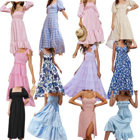 Summer dresses: midi and maxi style! http://liketk.it/3gOM2 #liketkit @liketoknow.it