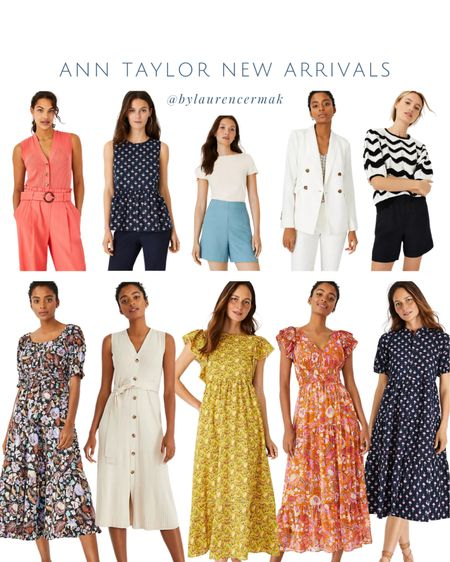 {Ann Taylor New Arrivals} Loving the fun prints and patterns in these new arrivals! To shop, click the link in my profile or follow my shop on the @shop.LTK app!  #liketkit #LTKunder100 #LTKunder50 #LTKstyletip @shop.ltk http://liketk.it/3jiWt  #LTKstyletip #LTKunder100 #LTKworkwear