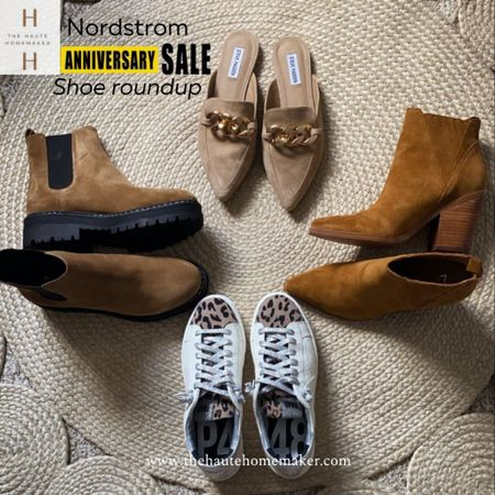 Rounding up my favorite shoes from the #nsale for now & into fall  All are still in stock!   #LTKshoecrush #LTKstyletip #LTKsalealert
