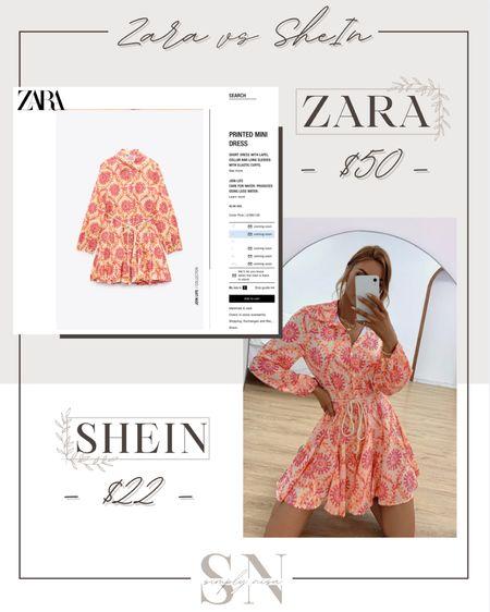 Zara vs Shein - love this affordable summer outfit 🌞✨💖 such a cute summer dress!  http://liketk.it/3hIgT #liketkit @liketoknow.it   #LTKstyletip #LTKunder50 #LTKunder100 #LTKsalealert #LTKworkwear #LTKcurve #LTKbump #LTKfit #LTKshoecrush #LTKbeauty #LTKeurope #LTKbrasil #LTKtravel Shop my daily looks by following me on the LIKEtoKNOW.it shopping app