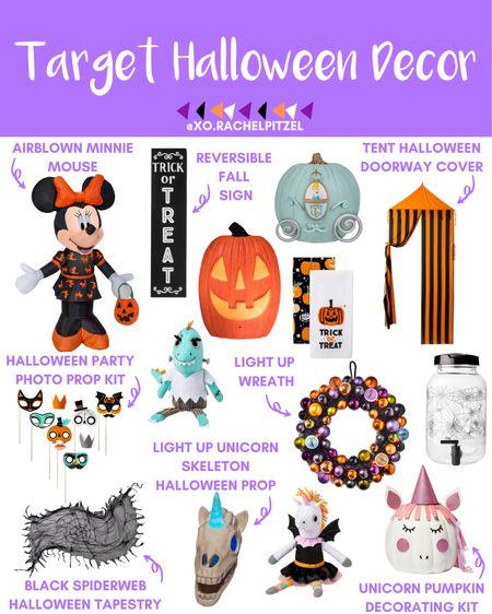 Target Halloween Decor!💜  Target Halloween home decor | Target fall home decor | Target home decor | Halloween decor | Halloween home decor | Rachel Pitzel | Halloween | #halloween #rachelpitzel #xorachelpitzel #fall #ltkfall #falldecor #LTKunder100 #LTKunder50 #LTKsalealert @liketoknow.it #liketkit http://liketk.it/2Wm8A