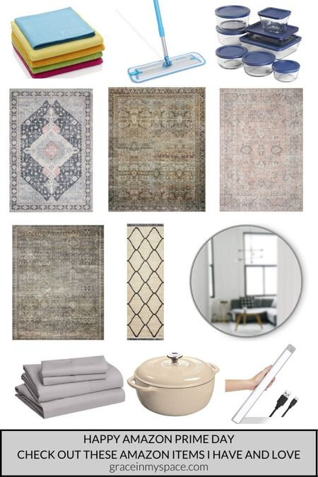 Amazon prime favorites! I love these area rugs and have them in my home. Plus, some favorite cleaning and kitchen supplies! @liketoknow.it #liketkit http://liketk.it/3i2O4 @liketoknow.it.home #LTKhome #LTKsalealert #LTKunder100 #amazonprimeday #arearugs #kitchen