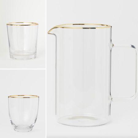 Chic glassware H&M  http://liketk.it/3hEFU #liketkit @liketoknow.it
