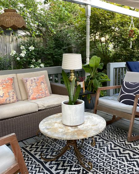 Time to relax in an outdoor living room! @liketoknow.it.home #LTKhome #LTKstyletip @liketoknow.it #liketkit http://liketk.it/3gEKY Screenshot this pic to get shoppable product details with the LIKEtoKNOW.it shopping app
