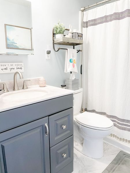 A shower curtain can make a huge difference in a bathroom! I am linking some of my favorites here!   #LTKsalealert #LTKhome #StayHomeWithLTK