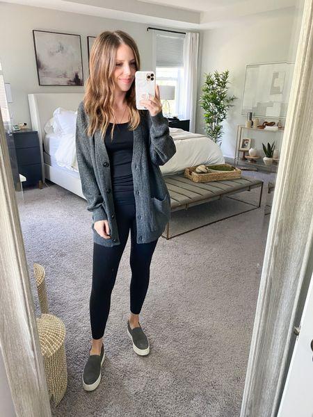 Target cardigan, wearing small