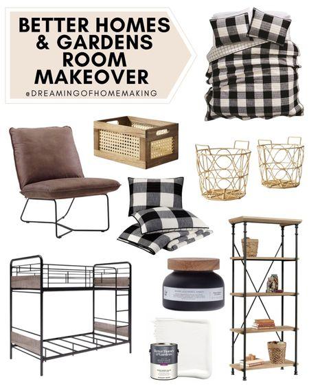 Better homes & gardens room makeover!!  Dreaming of Homemaking | #DreamingofHomemaking   #LTKunder50 #LTKhome #LTKunder100