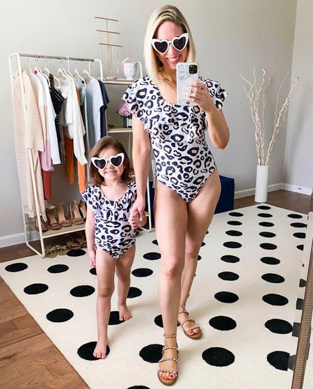 Mommy and me matching swimsuits          Amazon fashion, amazon finds , amazon fashion , mommy and me , swimsuits , one piece swimsuits, bathing suits #ltkkids #ltktravel #ltkseasonal #ltkstyletip  beach vacation outfit, vacation outfit   #LTKswim #LTKfamily #LTKunder50