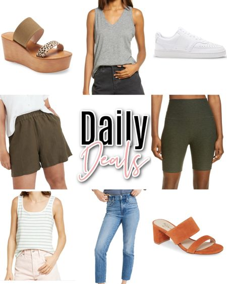 Here are today's Daily Deals!! The top deals of the day!  #LTKunder100 #LTKsalealert #LTKunder50