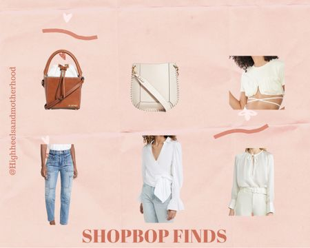 Check out these stylish ShopBop items. Some of these items are currently discounted! Click the link to check out these awesome styles.  (This post does contain affiliate links if you choose to purchase I may receive a small commission, thanks for your support) http://liketk.it/3aM6E #liketkit @liketoknow.it #LTKstyletip Shop your screenshot of this pic with the LIKEtoKNOW.it shopping app