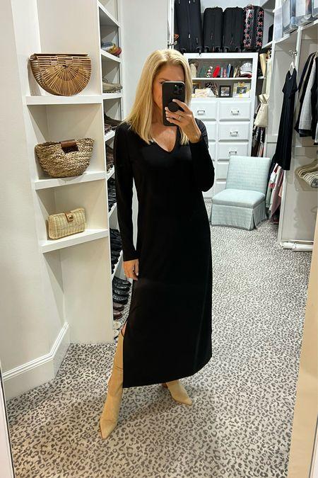 Perfect fall dress. Wearing a size 0.5     #LTKSeasonal #LTKstyletip