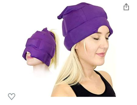 Literally the best thing I've ever purchased as a migraine sufferer