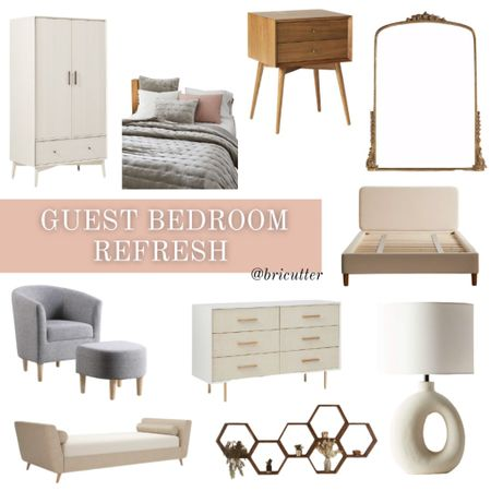 It's time to get your guest bedroom ready for those holiday guests!   #LTKHoliday #LTKhome #LTKSeasonal