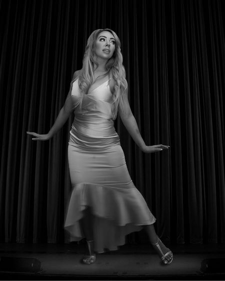 Center stage always 🤍   This dress is 60% off and on sale with code MEM50 http://liketk.it/3glX6 #liketkit @liketoknow.it #LTKsalealert #LTKunder50 #LTKstyletip