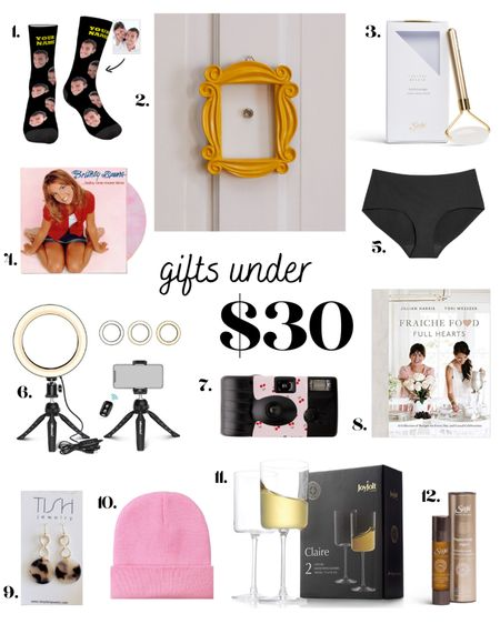 Need a budget friendly or gift exchange idea? Here's a list to get you started! http://liketk.it/32vix #liketkit @liketoknow.it