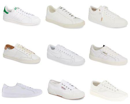 The best affordable white sneakers under $130  http://liketk.it/2CyJ6 #liketkit @liketoknow.it #LTKstyletip #LTKspring #LTKshoecrush