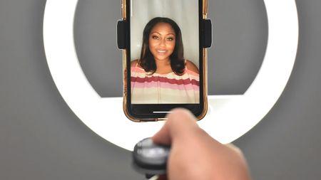 Ring Light: #contentcreators #zoommeetings  #LTKbeauty #LTKstyletip #LTKhome