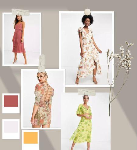Wedding Guest Outfit Ideas 🤍🌾  #LTKunder50 #LTKstyletip #LTKSeasonal