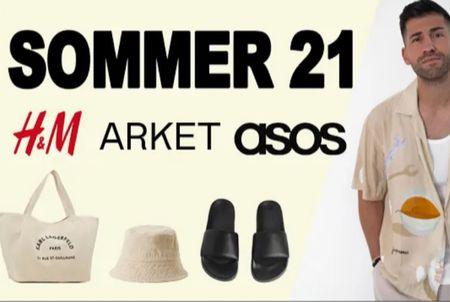 TOP SOMMER ESSENTIALS | Kosta Williams #Summer #Essentials Mehr auf YouTube: Kosta Williams  #LTKeurope #LTKstyletip #LTKmens
