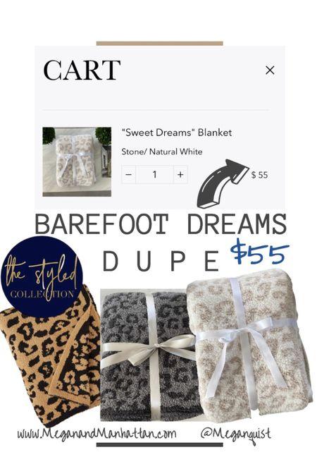 Cozy up! Barefoot dreams blanket cheaper than the Nordstrom Sale   #LTKsalealert #LTKfamily #LTKhome