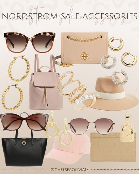 Nordstrom Sale Accessories I'm Loving ✨  #nordstromanniversarysale #nordstromaccessories #summerjewelry #toryburch #toryburchpurse #summerbags #summerjewelry #goldjewelry #nordstromsale #salealert #nordstromfashion #anniversarysale #nsale #nsalefinds Follow my shop on the @shop.LTK app to shop this post and get my exclusive app-only content!  #liketkit #LTKunder100 #LTKsalealert #LTKstyletip