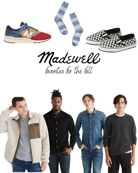 Madewell is having a sale, spend $150 and get $25 off! My husband loves these new get-ups for the fall!  #competition @shop.ltk   #LTKSeasonal #LTKsalealert #LTKSale