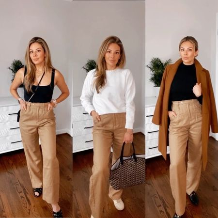 These gorgeous Lourdes linen pants (like the best summer-fall transition item ever!) available from Lucuma Boutique but all other items linked here 😘    #LTKunder100 #LTKstyletip #LTKunder50 #liketkit @liketoknow.it http://liketk.it/2WNol