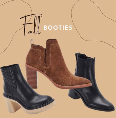 Dolce vita fall boots Fall booties Style   #LTKshoecrush #LTKHoliday #LTKunder100