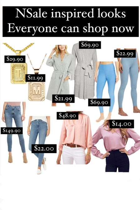 NSale looks everyone can shop now  #LTKSeasonal #LTKunder50