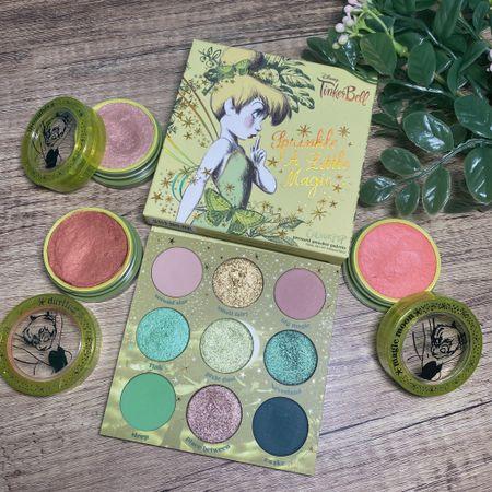 AVAILABLE NOW at Ulta! The ColourPop x Tinker Bell Collection 🧚🏼♂️💚!  #steffsbeautystash   #LTKbeauty #LTKsalealert #LTKunder50