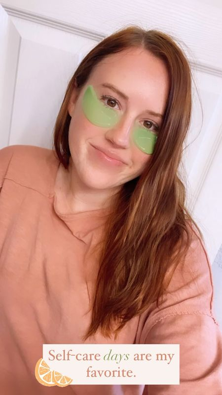 Your under eyes are so delicate and deserve love & self-care too!   As a non-toxic beauty blogger, clean products made with natural ingredients are so important!   These eye masks are made with 95% organic ingredients, including: natural caffeine, cucumber, & aloe.  100% Pure is having a Fall Sale worth 85% off!! Go check it out ❤️   #cleanbeauty #nontoxicbeauty #cleanbeautyrevolution #cleanbeautyblogger #nontoxiclifestyle #nomadicniche  #LTKunder50 #StayHomeWithLTK #LTKbeauty