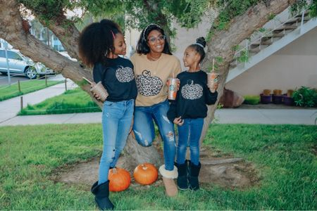 Family fall photos, fall fashion, pink lily, Use code: September15 for 15% off  #LTKkids #LTKSeasonal #LTKfamily