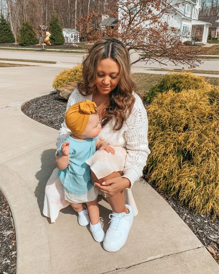 Mommy and me fashion. Nike shoes. Air Force ones. Baby girl shoes. Target style. Amazon finds. Matching family. Mama and me style. Mommy and me looks. @liketoknow.it @liketoknow.it.family http://liketk.it/3jSgZ #liketkit #LTKbaby #LTKfamily #LTKkids