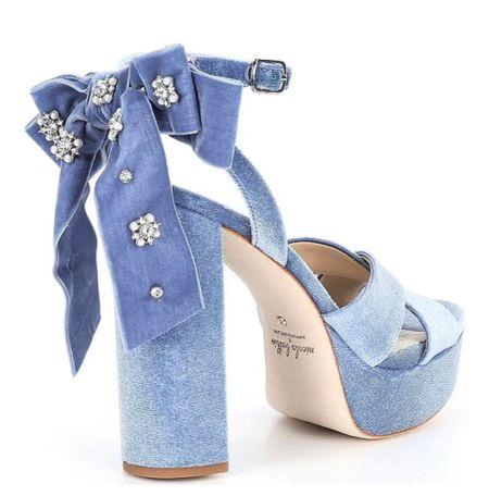 Run don't walk! Nicola Bathie bow shoes back in stock!   #LTKshoecrush