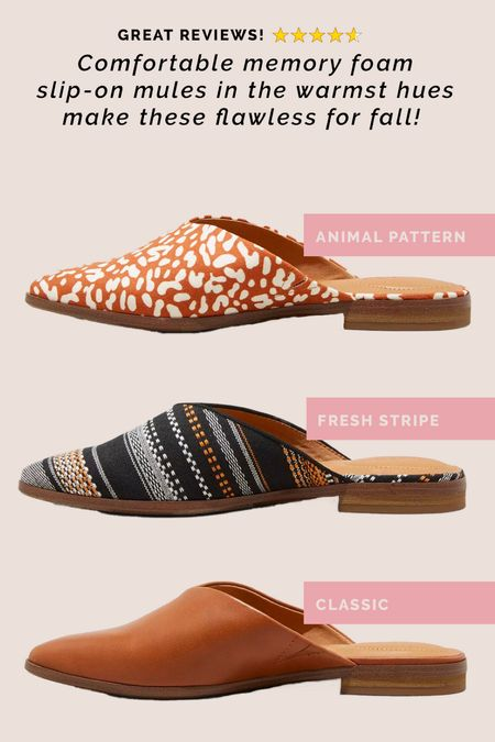 Meet the must have mules for autumn   #targetstyle #targetfind