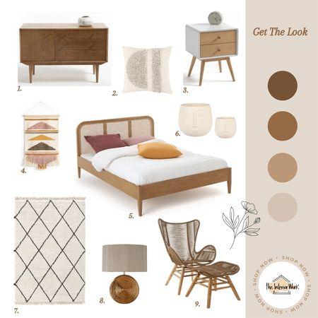 Get The Look: Boho Bedroom @liketoknow.it #liketkit #theinteriorwork #boho #bohodesign http://liketk.it/3cLh4