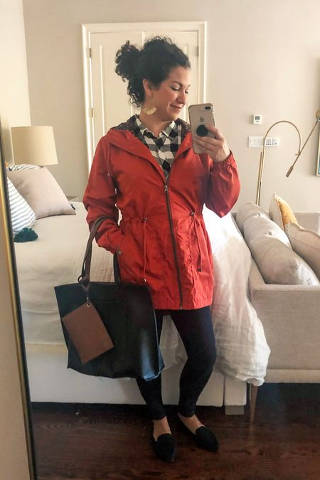 If you're looking for a rainjacket for this season this one has won me over. Some can be really big and oversized, but this one was perfect for my size. Also, I can't forget to mention this flats from Walmart have been great for colder days when my mules won't keep my feet warm. #sponsored #wedressamerica #walmartfashion http://liketk.it/2FTlw #liketkit @liketoknow.it #LTKbeauty #LTKstyletip #LTKunder50 #LTKtravel @liketoknow.it.family