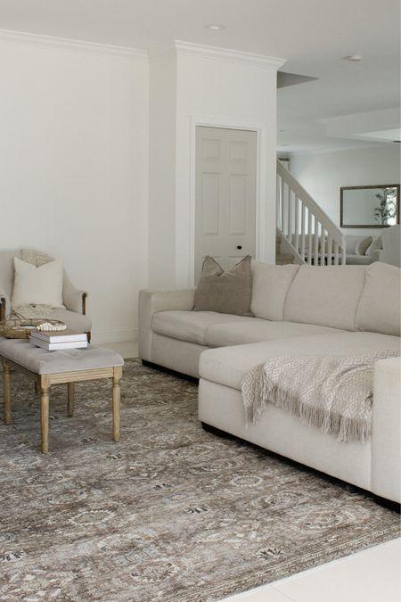 Living room inspiration  Loloi rugs   #LTKhome