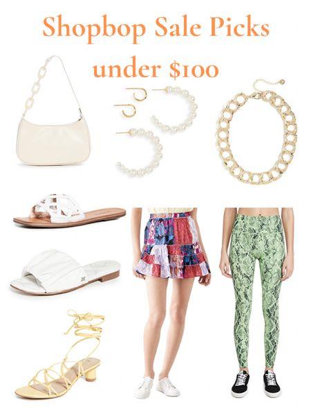 Shopbop Sale Picks under $100 ✨ http://liketk.it/3iKTJ #liketkit @liketoknow.it #LTKunder100 #shopbop #sale