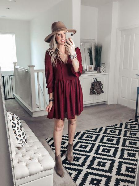 This swiss dot dress is BEAUTIFUL ❤️ a great option to wear as a guest to a Fall wedding! I got a m   #liketkit @liketoknow.it http://liketk.it/2Yrxe #LTKsalealert #LTKunder50 #LTKstyletip