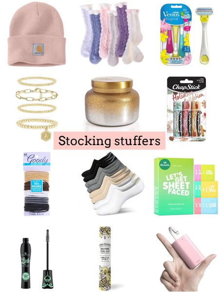 Stocking stuffers   #LTKHoliday #LTKGiftGuide #LTKSeasonal