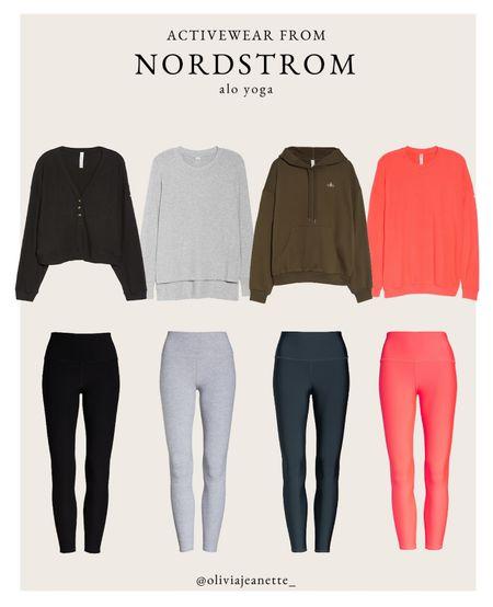 Nordstrom Activewear featuring one of my favorite brands, Alo Yoga!   #LTKunder100 #LTKSeasonal #LTKfit