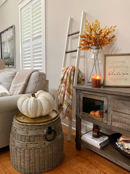 Faux fall leaves for early Autumn decorating 🍂✨  #LTKhome #LTKstyletip #LTKSeasonal