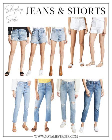 Shopbop Sale | jeans and shorts 👖 ☀️   #LTKSeasonal #LTKsalealert